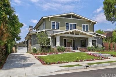 Monrovia Single Family Home For Sale: 239 N Alta Vista Avenue