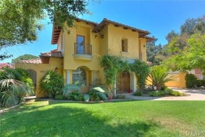 Monrovia Single Family Home For Sale: 1122 E Lemon Avenue