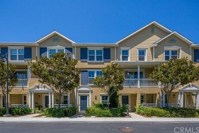 Irvine Condo/Townhouse For Sale: 319 Silk Tree