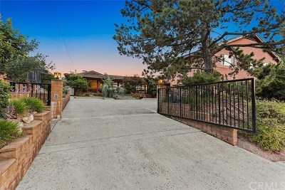 Arcadia Single Family Home For Sale: 2216 Cielo Place
