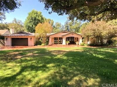 La Canada Flintridge Single Family Home For Sale: 1260 Descanso Drive
