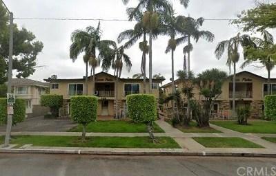 Arcadia Condo/Townhouse For Sale: 1122 W Huntington Drive #7