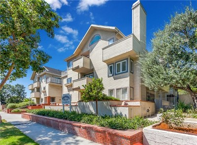 Los Angeles County Condo/Townhouse For Sale: 961 E California Boulevard #104