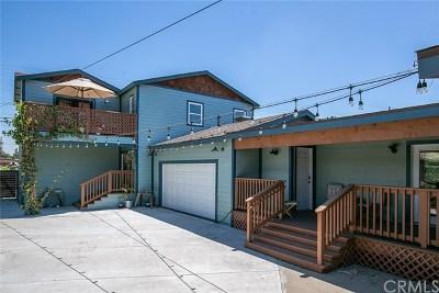 Azusa Multi Family Home For Sale: 242 N San Gabriel Avenue