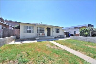 Arcadia Single Family Home For Sale: 4340 Lynd Avenue