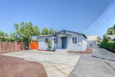 South El Monte Single Family Home For Sale: 2212 Potrero Avenue