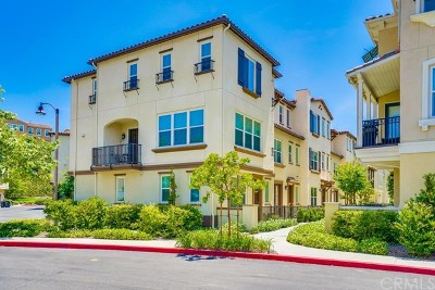 Diamond Bar Condo/Townhouse For Sale: 3186 Marigold Circle