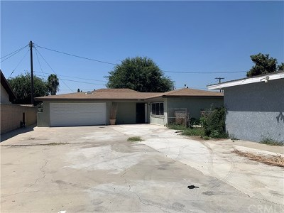 El Monte Multi Family Home For Sale: 12522 Poinsettia Avenue