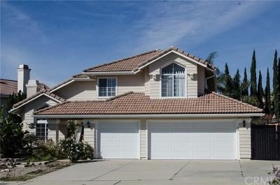 Rancho Cucamonga Single Family Home For Sale: 6874 Trinity Place