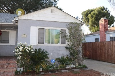 Sun Valley Single Family Home For Sale: 7821 Ferncola Avenue