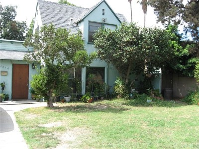 Glendale Single Family Home For Sale: 1416 Lake Street