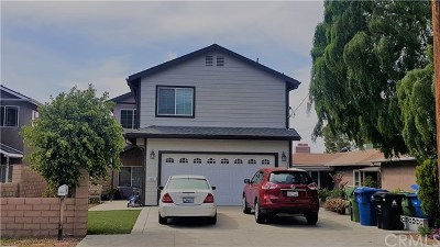 Tujunga Single Family Home For Sale: 10635 Irma Avenue