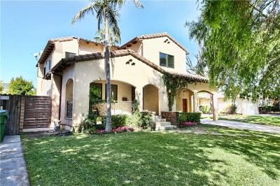 Toluca Lake Single Family Home For Sale: 4915 Placidia Avenue
