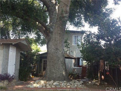 Burbank Single Family Home For Sale: 231 N Beachwood Drive