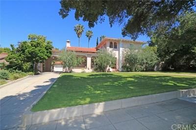 Burbank Single Family Home For Sale: 1063 E Olive Avenue