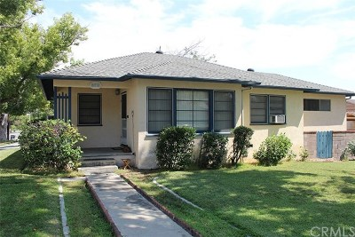 Burbank Single Family Home Active Under Contract: 536 Jamestown Road