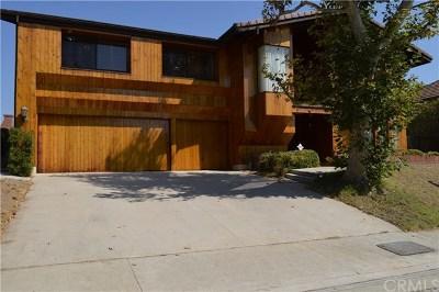 Glendale Single Family Home For Sale: 2537 Flintridge Drive