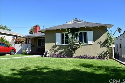 Burbank CA Single Family Home For Sale: $1,200,000