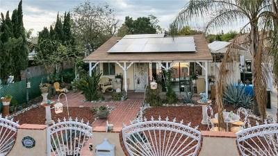 Sun Valley Single Family Home For Sale: 9073 Ilex Avenue