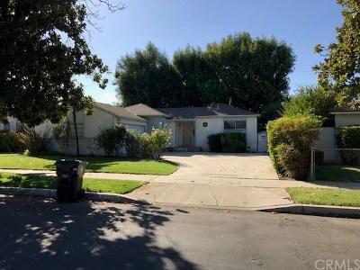 Tarzana Single Family Home For Sale: 6323 Canby Avenue