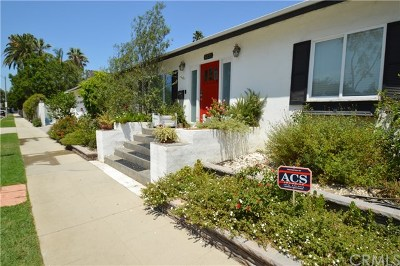Toluca Lake Single Family Home For Sale: 4231 W National Avenue
