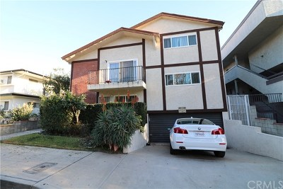 Burbank CA Multi Family Home For Sale: $3,150,000