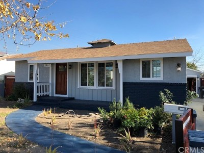 Burbank Single Family Home For Sale: 1340 N Orchard Drive