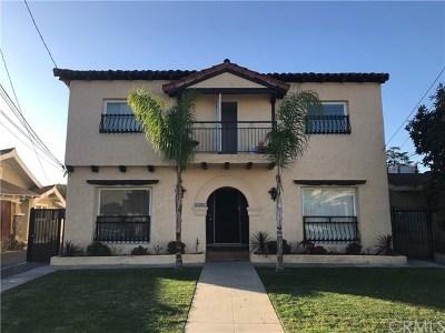 Glendale Multi Family Home For Sale: 616 E Lomita Avenue