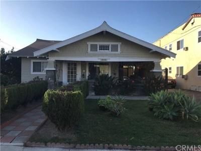 Glendale Multi Family Home For Sale: 622 E Lomita Avenue