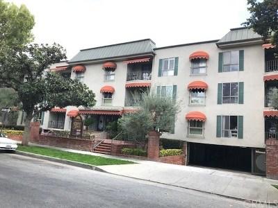 Pasadena Condo/Townhouse For Sale: 330 S Mentor Avenue S #128