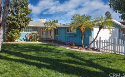 Burbank Single Family Home For Sale: 400 S Reese Place