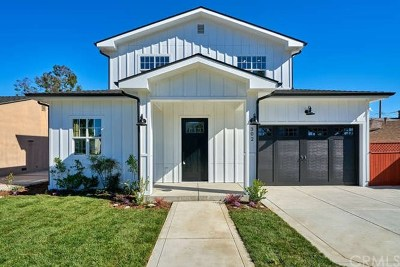 Burbank Single Family Home For Sale: 302 S Lincoln Street