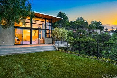Studio City Single Family Home For Sale: 3649 Berry Drive