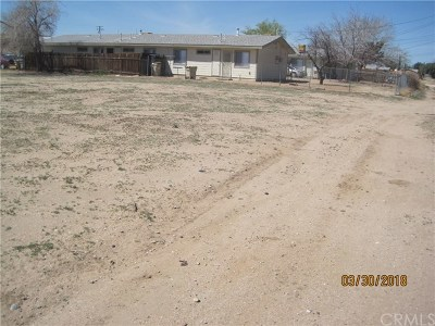 Hesperia Residential Lots & Land For Sale: Yucca