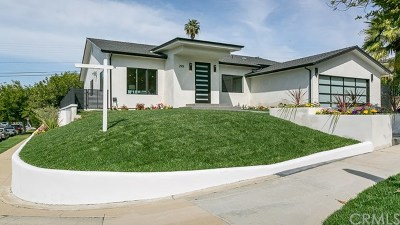 Burbank Single Family Home Active Under Contract: 2901 N Lamer Street
