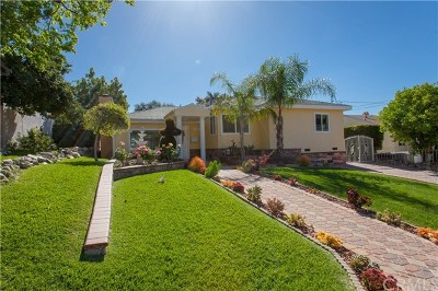 La Crescenta Single Family Home For Sale: 4240 Lauderdale Avenue