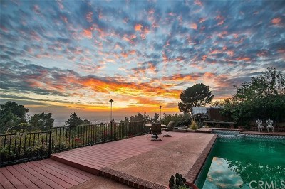 Burbank Single Family Home For Sale: 3016 Mesa Verde Drive