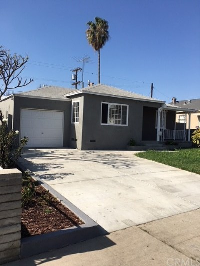 Panorama City Single Family Home For Sale: 8215 Noble Avenue