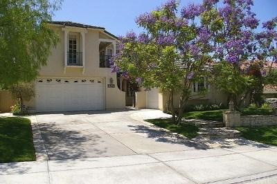Burbank Single Family Home For Sale: 3423 Wedgewood Lane