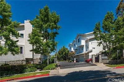 La Canada Flintridge Condo/Townhouse For Sale: 4455 Rockland Place #13