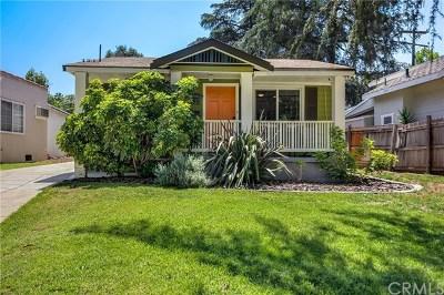 Pasadena Single Family Home For Sale: 1890 N El Molino Avenue