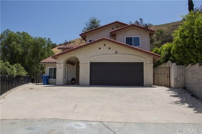 Sunland Single Family Home For Sale: 10110 Sunland Boulevard