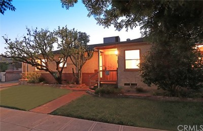 Burbank Multi Family Home For Sale: 1900 Peyton Avenue