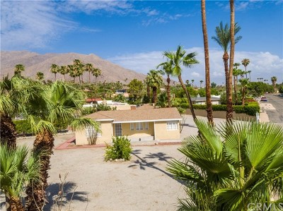 Palm Springs Single Family Home For Sale: 2107 N Vista Grande Avenue