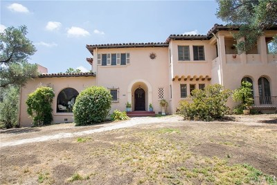 Glendale Single Family Home For Sale: 1422 Imperial Drive