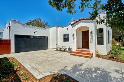 Burbank Single Family Home For Sale: 441 S Orchard Drive