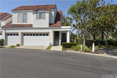 Dana Point Condo/Townhouse For Sale: 37 La Paloma