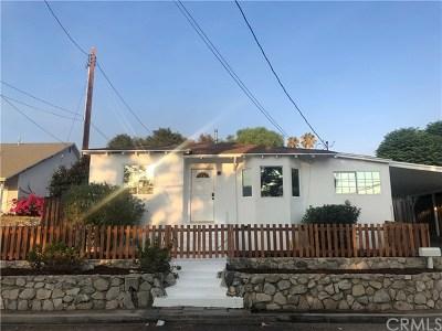 Tujunga Single Family Home For Sale: 10350 Las Lunitas Avenue