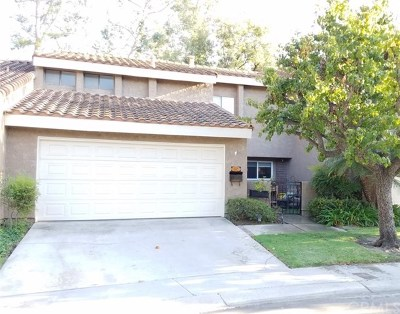 Anaheim Hills Single Family Home For Sale: 6401 E Nohl Ranch Road #82