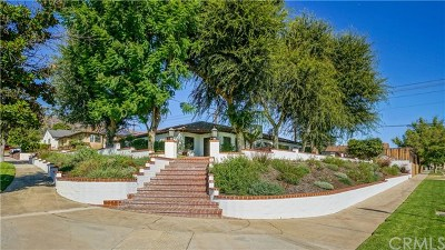 Burbank Single Family Home For Sale: 600 Cambridge Drive